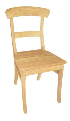 Stoel Barback Massief Teak-1